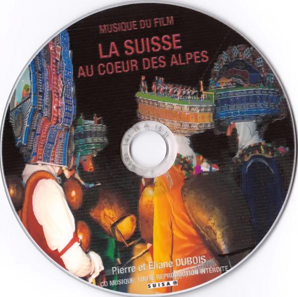 CD LA SUISSE AU COEUR DES ALPES